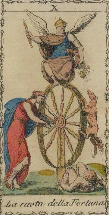 10-X-La ruota della Fortuna