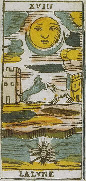 18-XVIII-La Lune