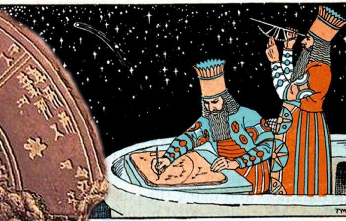 Astrólogos babilónicos