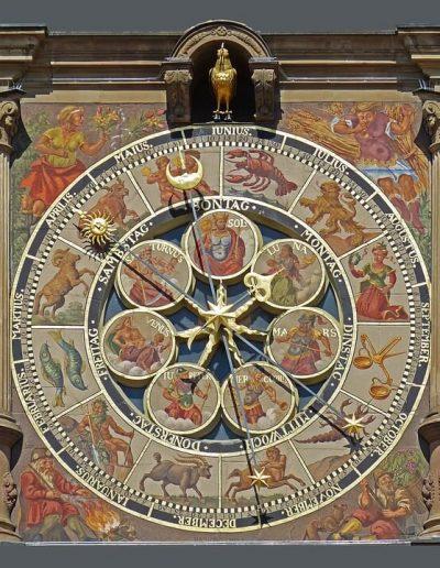 Astro Reloj