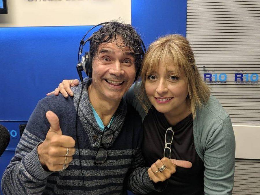 Nota con Claudio Maria Dominguez – Radio 10 AM 710.