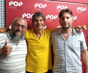 Nota con Claudio María Dominguez – Fm Pop 101.5