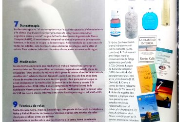 Nota en Revista Para Ti