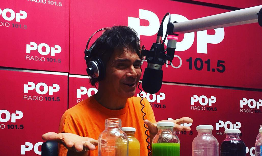 Entrevista con nuestro director Gaston Gandolfi – Radio POP 101.5 – Claudio Maria Dominguez