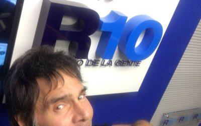 Entrevista Claudio Maria Dominguez Radio10 Hacete Cargo – Sabado 9/3