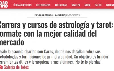Entrevista en revista CARAS.